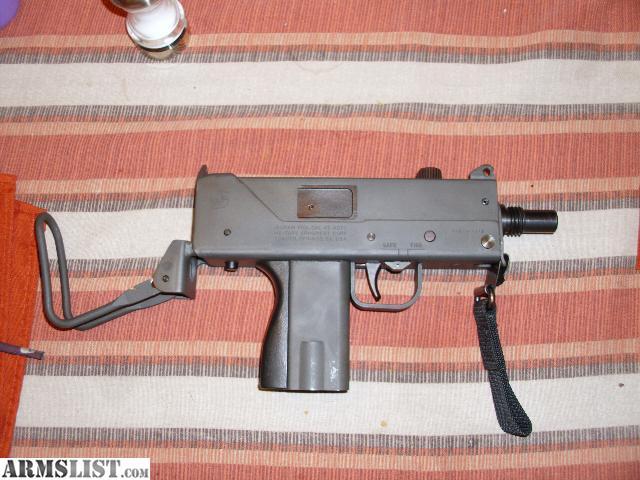mac 10 sub machine gun for sale