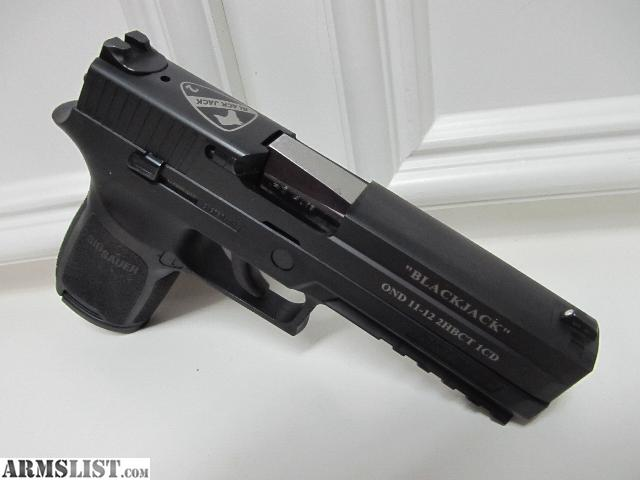 P250 blackjack