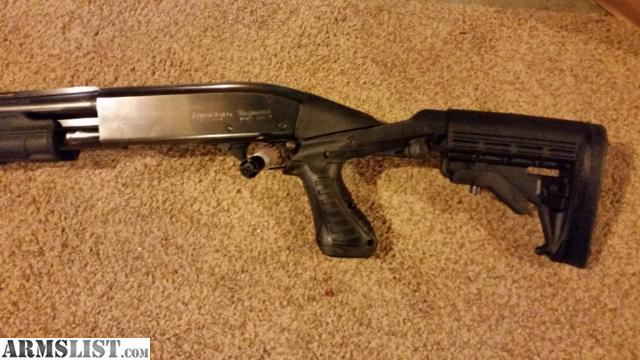 ARMSLIST - For Sale: Remington 870 Wingmaster Tactical ...