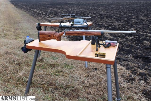 Armslist For Sale The Best Portable Shooting Bench Table