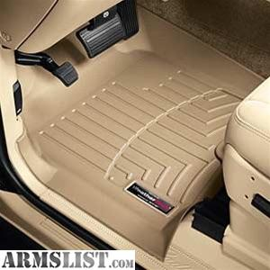armslist for sale front and rear weathertech floor mats 2007 2013 gmc sierra yukon. Black Bedroom Furniture Sets. Home Design Ideas