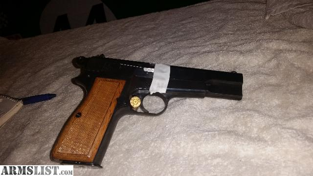 browning hi power serial number dating Serial numbers were applied after finishing, and if the pistol were refinished the   i have a hi-power sn# 50xxx, how do i find the mfg date.