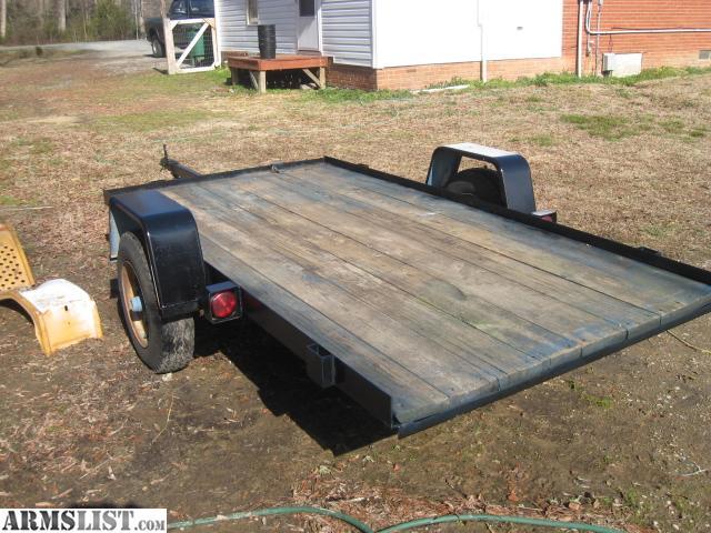 Armslist for sale trade 5x10 tilt trailer for 5x10 wood floor trailer