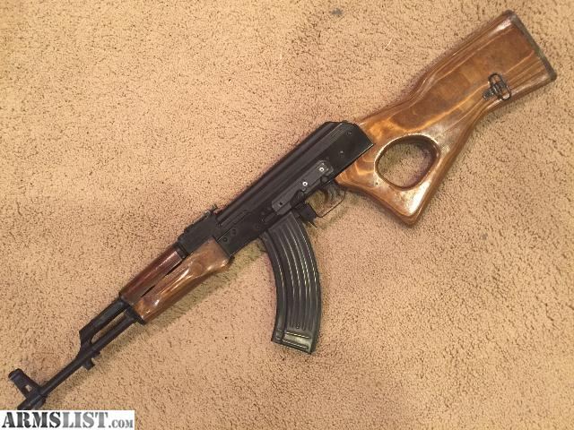 Polish pre ban ak 47 receiver best hawaiian deals egyptian made maadi ak 47 762x39 includes one 30 round mag altavistaventures Image collections