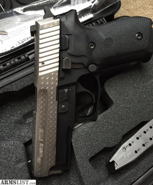 For Sale Trade Sig Sauer P229 9mm Tacpac With: For Sale/Trade: Sig Sauer P229 Diamond Plate
