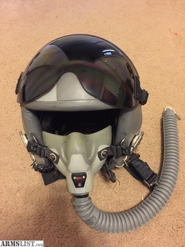 F 16 Helmet ARMSLIST - For Sale/Tr...