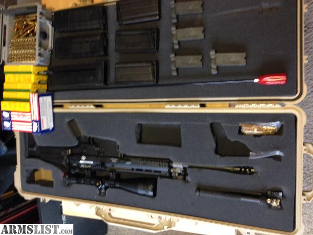 Armslist For Sale For Sale Fn Scar 17 S 60 Rounds Fired