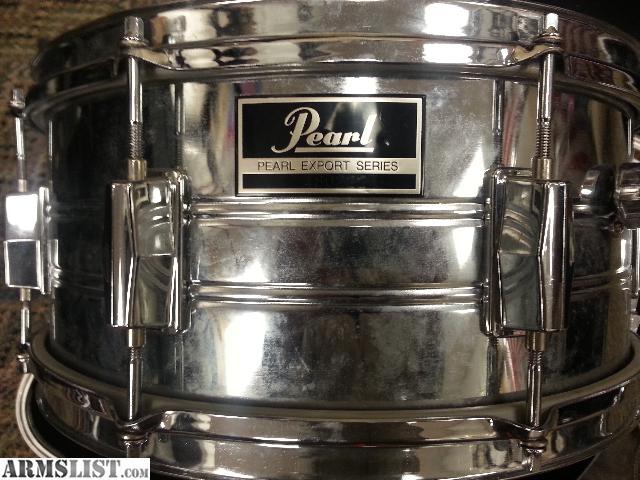 armslist for sale vintage pearl export drum set. Black Bedroom Furniture Sets. Home Design Ideas