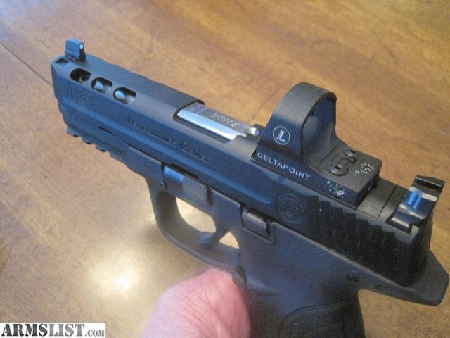 Armslist for sale s w m p performance center ported 9mm for M p ported core 9mm