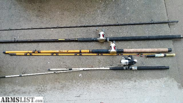 Armslist for sale trade catfish pole can 39 t pass up for Fishing in cincinnati
