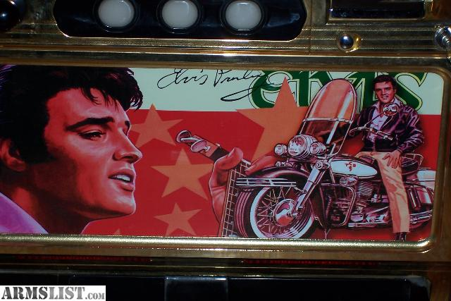 Elvis Slot Machines