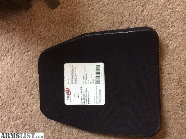 I am selling my Point Blank level IV 10x12 ceramic multi-hit ballistic plate. Rated for multiple rifle impacts up to .308 caliber. & ARMSLIST - For Sale: Point Blank level IV ceramic multi-hit ...