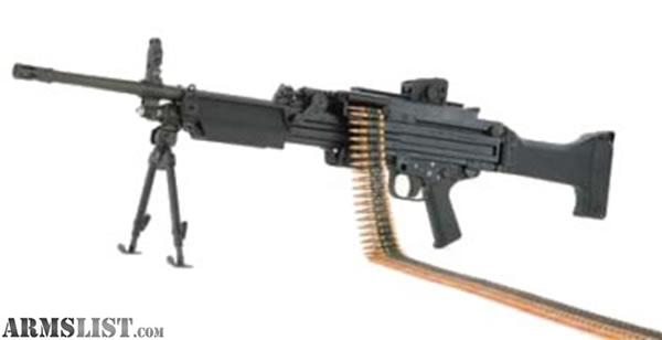 auto machine gun