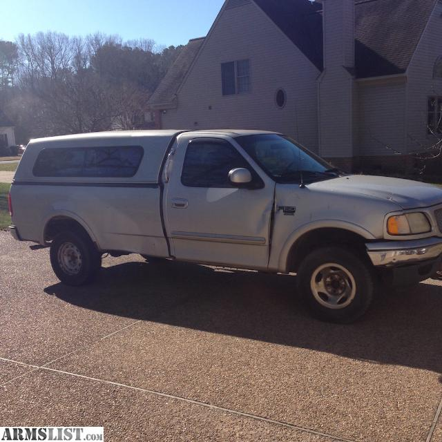 Ford F150 99: For Sale/Trade: TRADE 99 Ford F150 4x4 For Ruger