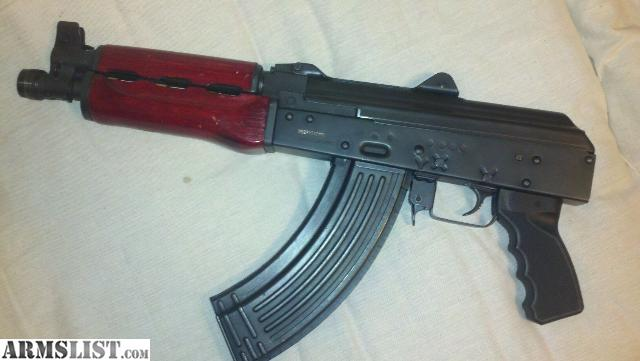 For sale is a Zastava M92 PAP AK47 pistol chambered in 7 62x39  Has  refinished red stained wood furniture and all polished inner parts and  trigger from a. ARMSLIST   For Sale Trade  Zastava M92 PAP AK47 Custom Furniture