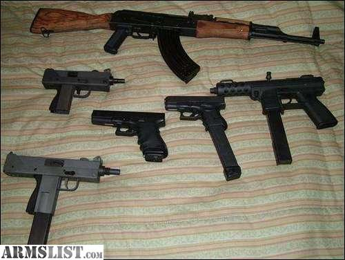 ARMSLIST - Want To Buy: Mac 10, Mac 11, Uzi
