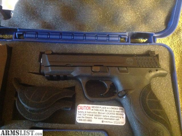 Armslist for sale trade m p pro core ported 9mm for M p ported core 9mm