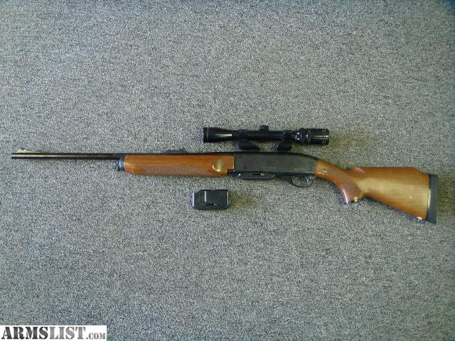 Armslist for sale remington 7400 30 06 semi auto w scope - Armslist For Sale Remington 7400 30 06 Semi Auto