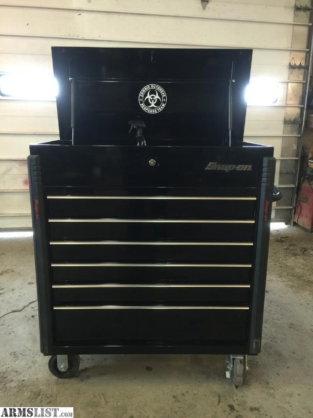 ARMSLIST - For Sale: Snap On Tool Chest Rolling Cart
