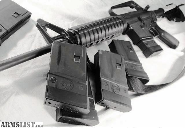 Armslist for sale 3 colt ar 15 m 16 223 magazines thermold 20 shot