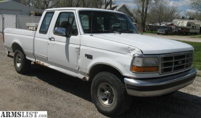 armslist for trade 1994 ford f 150 extended cab. Black Bedroom Furniture Sets. Home Design Ideas
