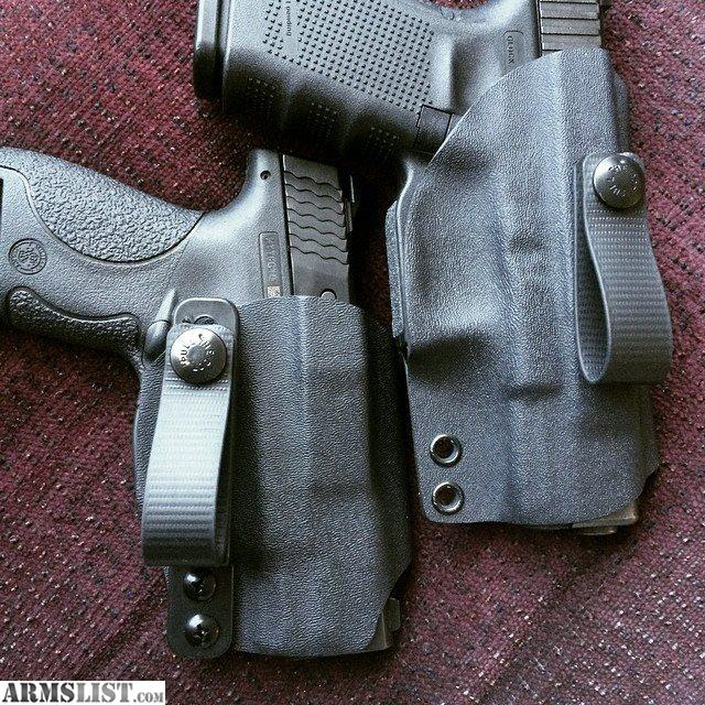For Sale/Trade: Appendix IWB Kydex Holsters