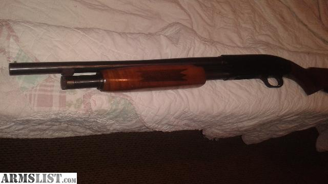 Armslist For Sale Trade Mossberg 500a 12g Riot Pump Shotgun