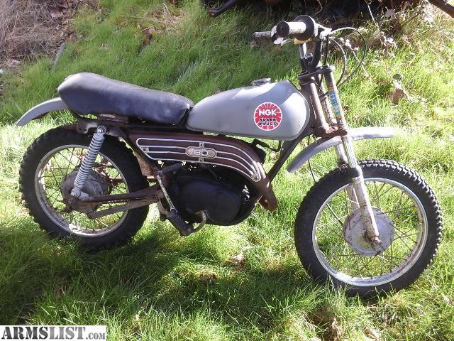 Armslist for sale trade 1978 yamaha gt 80 dirt bike for Yamaha mx 80 for sale