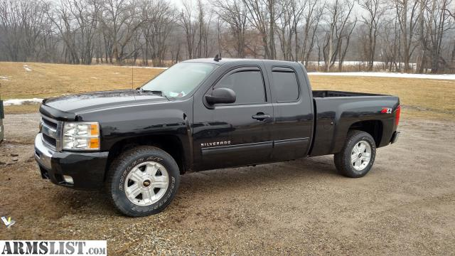 armslist for sale 2011 chevy silverado z71 4x4. Black Bedroom Furniture Sets. Home Design Ideas