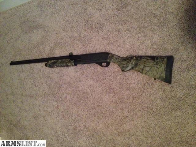 ARMSLIST - For Sale: Remington 870 Super Mag. Mossy Oak ...