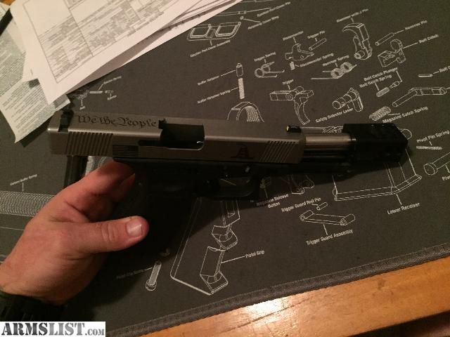 ARMSLIST - For Sale: Custom Glock 21SF