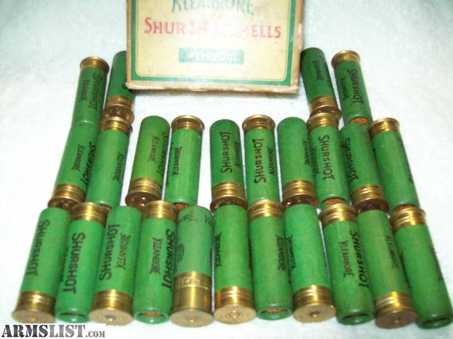 paper shotgun shells for sale Collectible ammo shot gun shells page 2 publications for sale sears, jc higgins shotgun boxes peters piece of torn paper ammo or shotgun shells.
