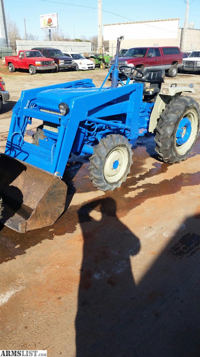 Ford 1710 Loader : Armslist for sale trade ford tractor with