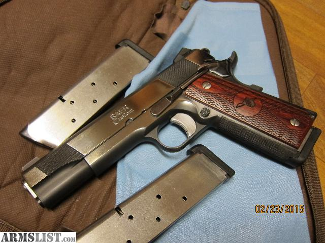 "ARMSLIST - For Sale: 1911 LES BAER ""THUNDER RANCH SPECIAL ..."
