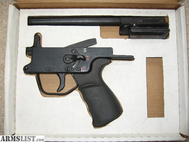 Cetme G3 For Sale: For Sale: HK G3 HK 91 SEF Trigger Group And