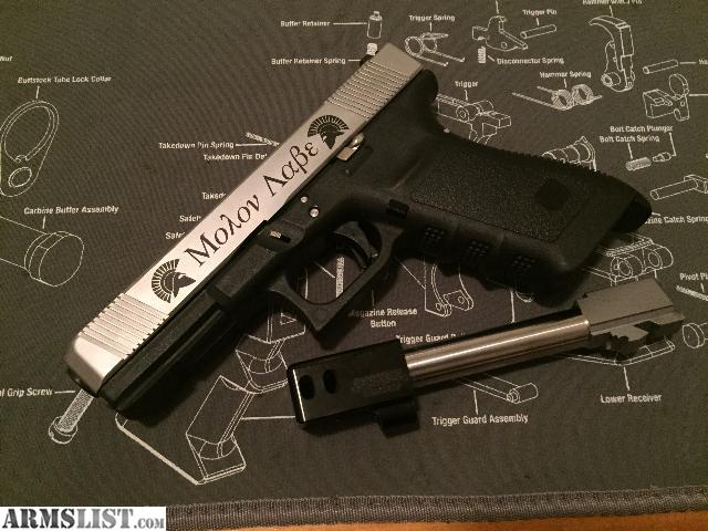 ARMSLIST - For Sale/Trade: CUSTOM GLOCK 21SF .45 ACP For ...