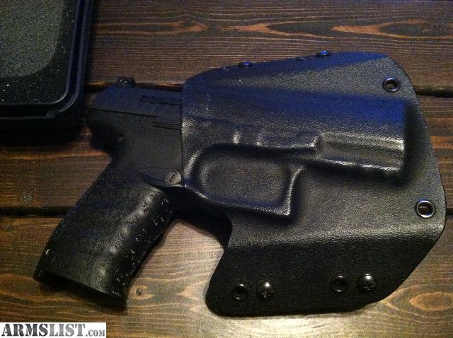 ARMSLIST - For Sale/Trade: Walther PPQ M2 w/ Trijicon HD Night Sights