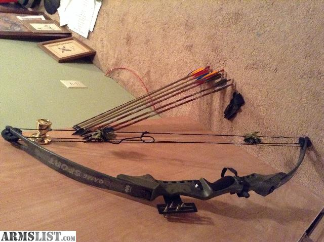 ARMSLIST - For Sale: PSE Game Sport Compound Bow
