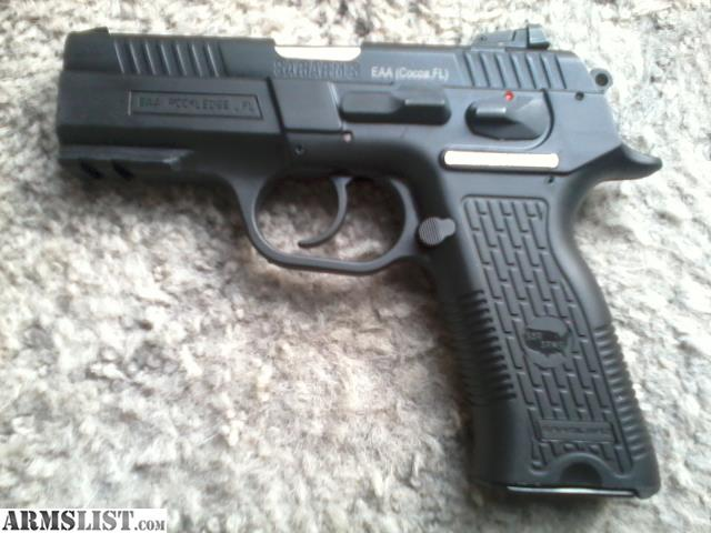 For Sale: EAA SAR ARMS K2P 9mm & Two 16+1 Rail