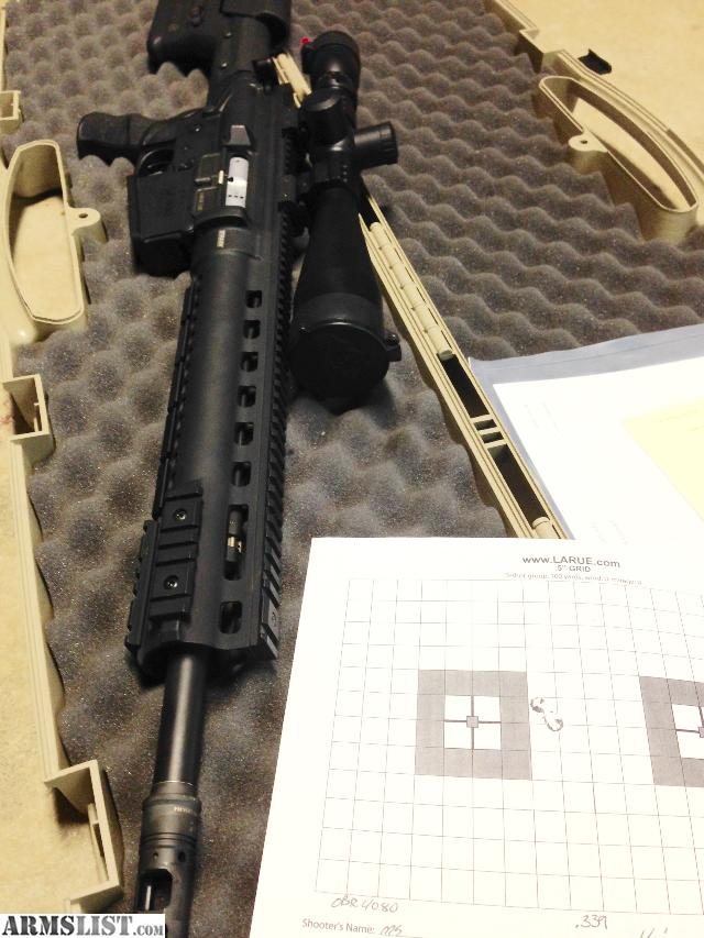 This listing is for an ORIGINAL LARUE TACTICAL OBR
