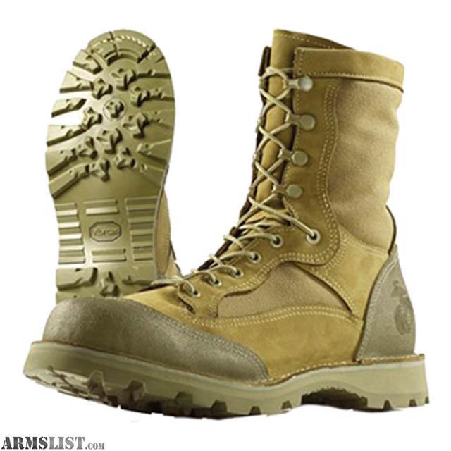 armslist for sale bates usmc rat boots 11 5r new in box