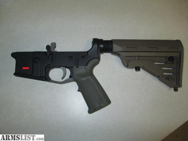 armslist for sale essential arms completear15 lower