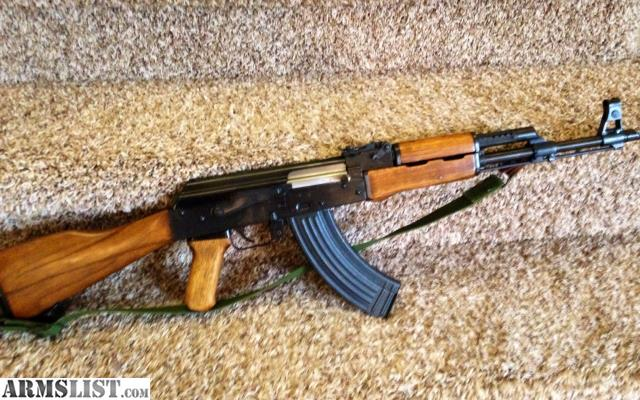 I'm selling my Pre-Ban Chinese Prochine AK47 from 1987, these are fairly rare and not many were imported, they Pre-date the Norinco AK's by a few years.