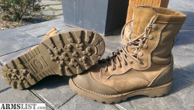 ARMSLIST - For Sale: Danner USMC Rat Temperate Boots Size-Men 8 W