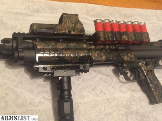 ARMSLIST - For Sale/Trade: Custom digital camouflage 12 ...