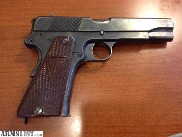 Armslist For Sale Fb Radom Vis Md 35 9mm Luger 5 Quot Bbl Wwii