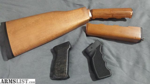 Armslist For Sale Yugoslavian M70 Ak Wood Furniture And Pistol Grips