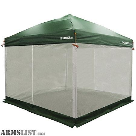 Armslist for sale camping supplies new like new tent for Gander mountain ice fishing