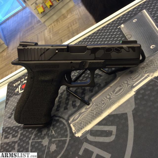 ARMSLIST - For Sale: Glock 17 Gen 4 Custom