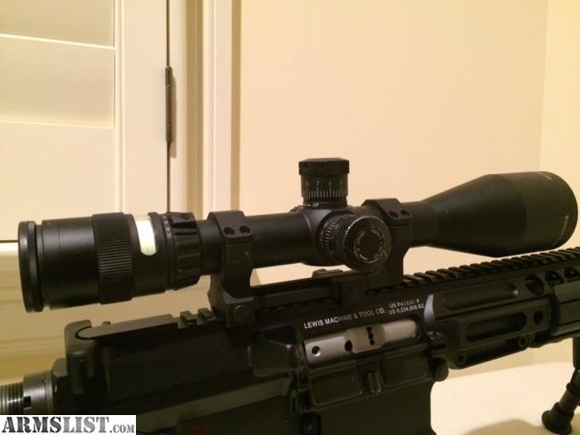 For Sale: Tijicon Accupoint 5-20x50 W/ Badger